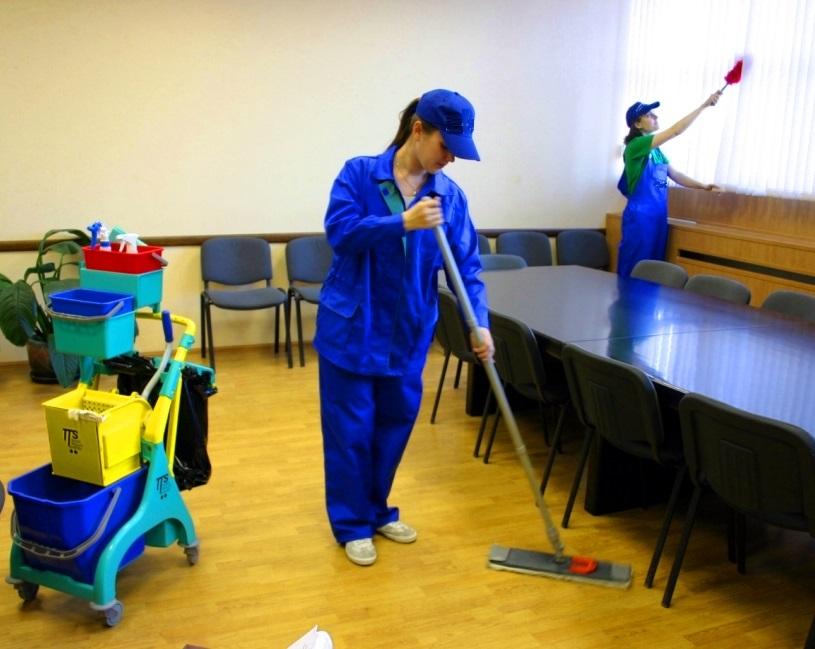 Уборка офисов и офисных помещений Хабаровск